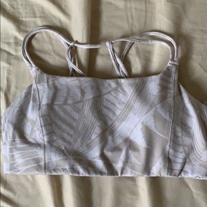 Athleta Strappy Sports Bra